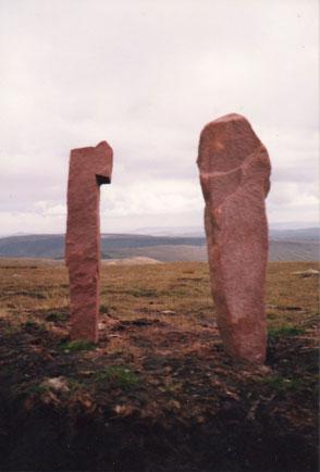 Monolithic Stones